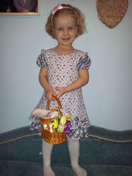 Очаровательное платье Wojcik.