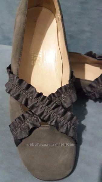 Итальянские туфельки Belles Filles by Sabatino Shoes.