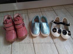 Ботинки, туфли, слиппоны на девочку