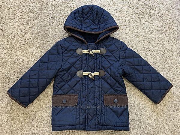 Стильна осіння курточка для хлопчика Marks&Spencer, 12-18 місяців