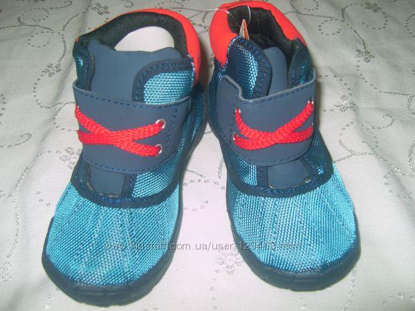 Ботиночки GYMBOREE  размер 8, стелька 15, 2