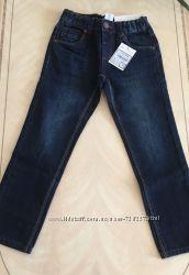 Фирменные джинсы С&А для мальчика, размер 122