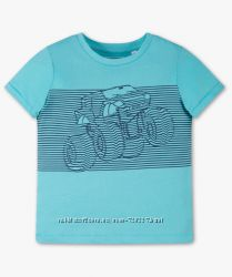 Фирменная футболка C&A Palomino, р. 122, 128