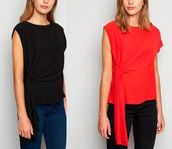 New look. Товар из Англии. Шикарная блуза в элегантном стиле с воланами.