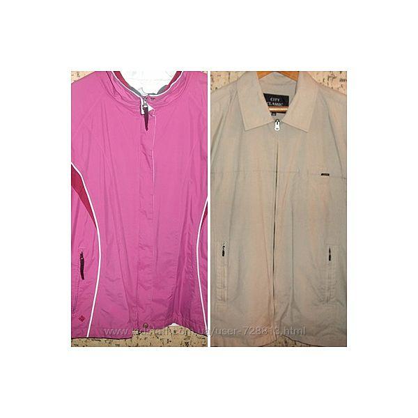 Куртка легкая, ветровка, штормовка Columbia р. 52-54