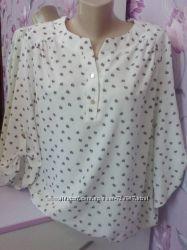 Модные и стильные женские блузки  размеры 50, 52, 54, 56, 3 модельки