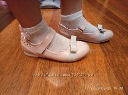 Туфли розовые лаковые BistforKids