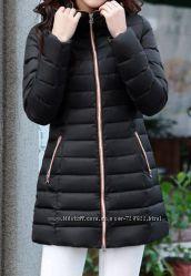 Пуховик Snowimage черный XXL