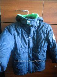 Деми куртка мальчику на рост 116см