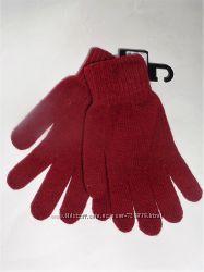 Брендовые перчатки C&A два цвета