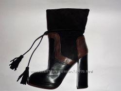 38 Интересные кожаные ботинки H&M