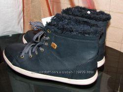 37 Любимые ботинки на меху Pull&Bear Girls