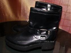 36 Модные ботинки Pull&Bear