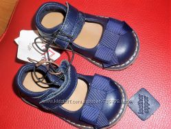 19 Кожаные туфельки Mothercare