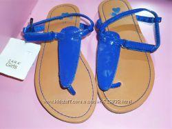 28 32 Модные лаковые сандалии ZARA