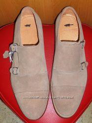 45 Супер крутые замшевые туфли  H&M