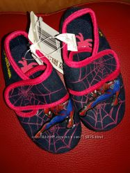 22 23 Модные мокасины Spiderman