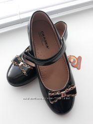 Красивые нарядные туфли для девочек ТМ Сказка