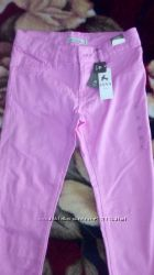 Нові фірмові штани, р. 140-146-152 см.