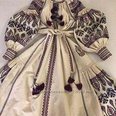 Вишиті плаття в стилі БОХО 4bf69aa55a01c