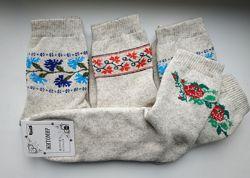 Розпродаж- Лляні махрові шкарпетки. Житомир