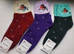 Розпродаж-Жіночі махрові шкарпетки Снігур