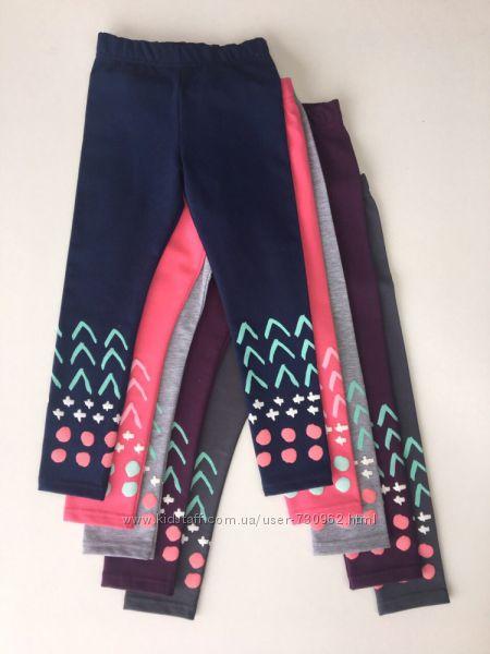 Модные лосины для девочек Тм Робинзон