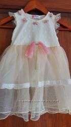 Платье красивое для маленькой модницы