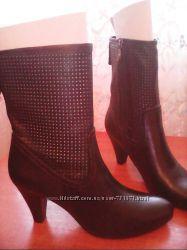 Немецкие полусапожки M&252nz-Shoes