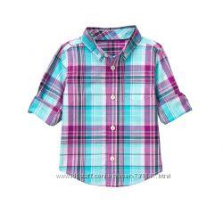 рубашки  CRAZY8, Gymboree