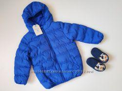 Дитяча демисезонна куртка crafted неймовірно мяка на флісі непродувається