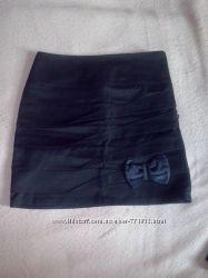 юбка черная школьная