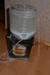 Сушилка для фруктов и овощей Gorenje FDK 20 MG