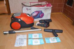 Пылесос для сухой уборки LG V-C39101HQ новый