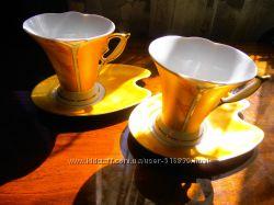 Кофейный комплект для двоих Прекрасный, нежный и очень позитивный
