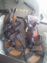 Шикарные итальянские босоножки бренда Renzi