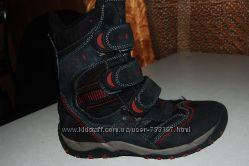 зимние ботинки geox 38 размер