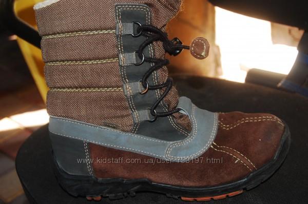 ricosta зимние ботинки 36 размер