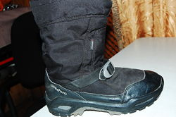 quechua термо ботинки 37 размер мальчик