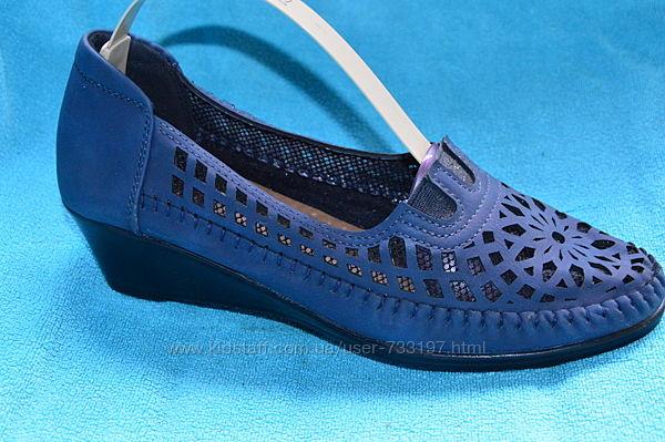 летние туфли 36 размер