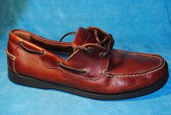 мокасины dockers кожа 47 размер