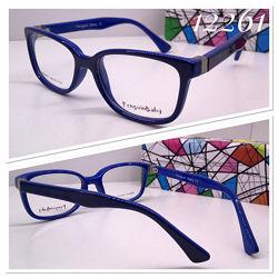 Детская оправа очки Penguin Baby 66038 синие