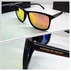 Новинка 2020 мужские солнцезащитные очки зеркальные с поляризацией