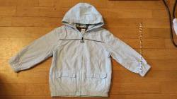 Стильная куртка ветровка Gymboree на 4-5 лет в отличном состоянии