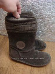 Clarks демисезонные сапоги ботинки размер 11 29