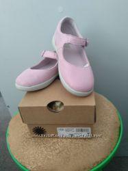 Кожанные туфли ugg , 10 р 17 см стелька, оригинал