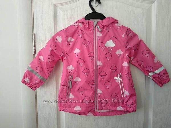 Непромокаемая куртка, дождевик, ветровка на девочек, Topolino 98 р