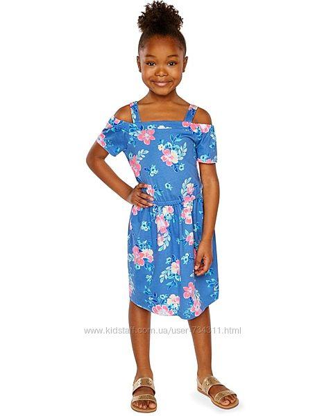 Платье OshKosh 6-14 лет хлопок ошкош сша