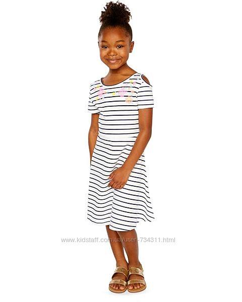 Платье OshKosh 6-8-14 лет хлопок ошкош сша