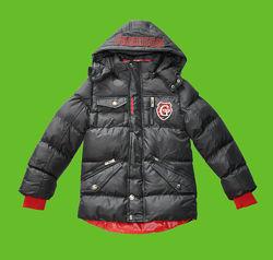 Куртка для мальчика на тинсулейте W003